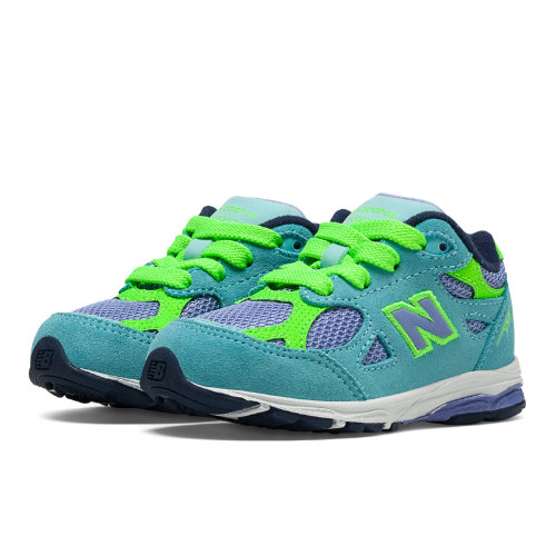 New Balance 990v3 Kids' Infant Running Shoes
