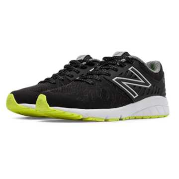 New Balance Vazee Rush, Black with Hi-Lite