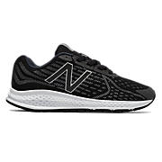 Youth Vazee Rush v2, Black with Silver
