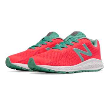 New Balance Vazee Rush v2, Pink with Teal