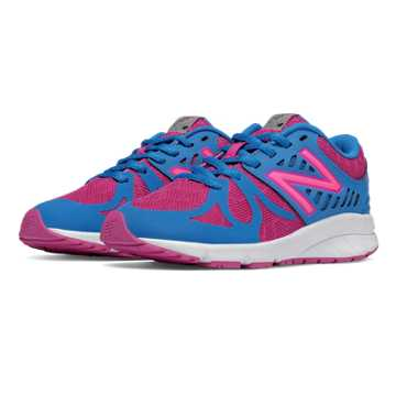 New Balance Vazee Rush, Purple Cactus Flower with Blue