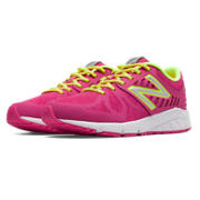 New Balance Vazee Rush, Pink Zing with Yellow