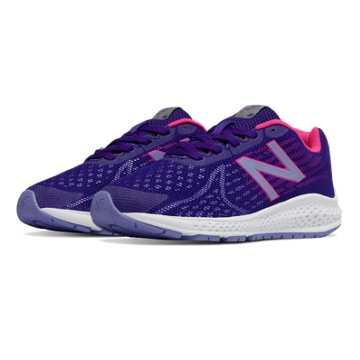New Balance Vazee Rush v2, Purple with Pink Zing