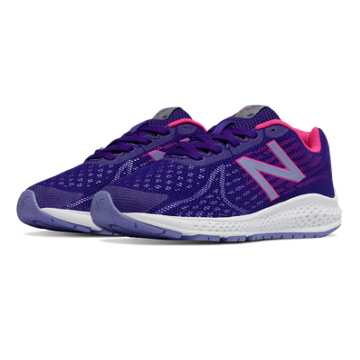 New Balance Vazee Rush v2, Purple with Pink Zing
