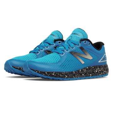New Balance Fresh Foam Zante v2, Blue with Black