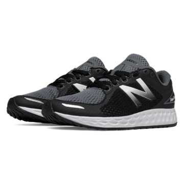 New Balance Fresh Foam Zante v2, Black with White