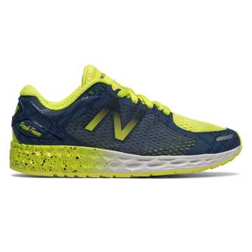 New Balance Fresh Foam Zante v2 City Grunge, Firefly with Grey