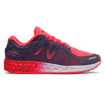 New Balance Fresh Foam Zante v2 City Grunge, Guava with Grey