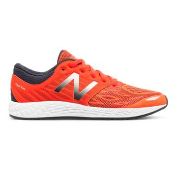 New Balance Fresh Foam Zante v3, Orange with Dark Grey