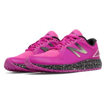 New Balance Fresh Foam Zante v2, Azalea with Black