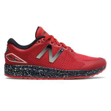 New Balance Fresh Foam Zante v2, Red with Black