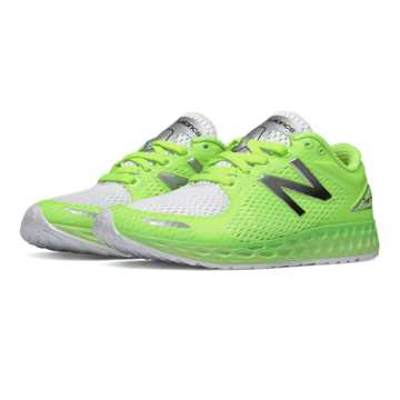 New Balance Fresh Foam Zante v2 Breathe, Toxic with White