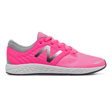 New Balance Fresh Foam Zante v3, Pink with Light Grey