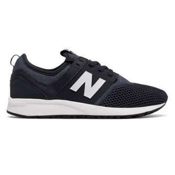 New Balance 247 Classic, Navy with White
