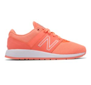 뉴발란스 24 키즈 운동화 핑크헤더 New Balance Kids 24 Sport, Pink Heather, KL24FWY