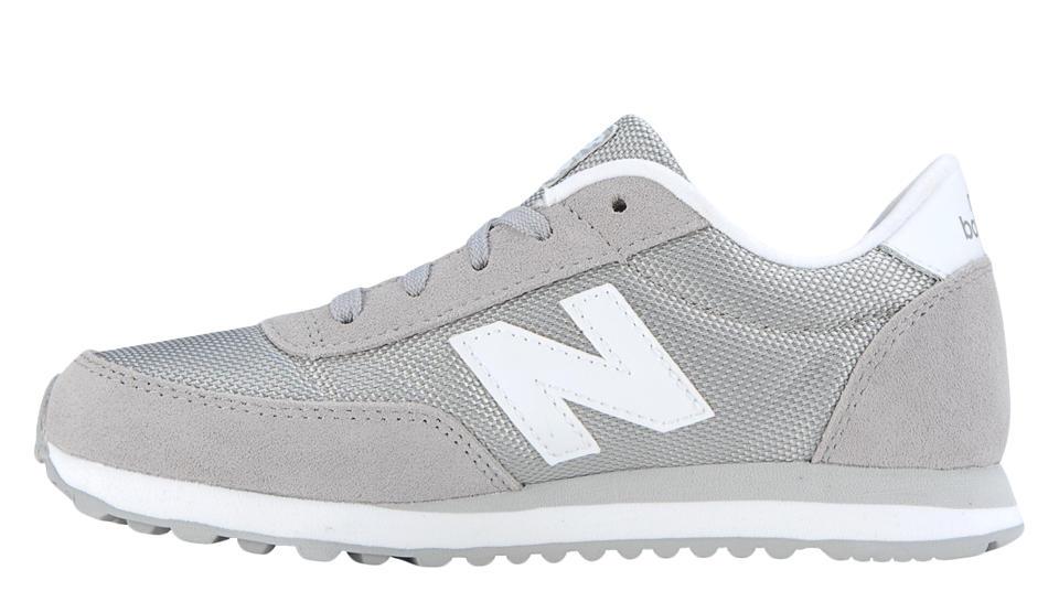 Grey New Balance 501