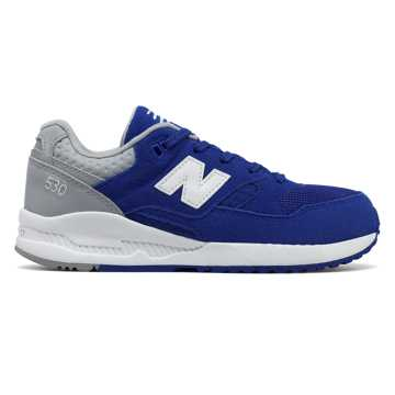 New Balance 530 New Balance, Blue with Grey