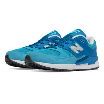New Balance 530 Oxidized, Light Blue