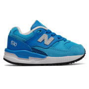 NB 530 Oxidized, Light Blue
