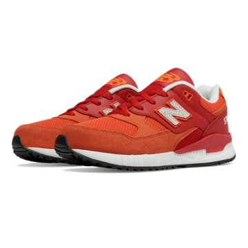 New Balance 530 Oxidized, Red