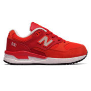NB 530 Oxidized, Red