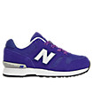 New Balance 565, Purple with White