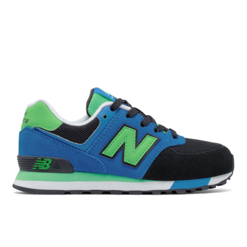 New Balance : 574 Cut and Paste : Unisex Boys' Outlet : KL574ADP