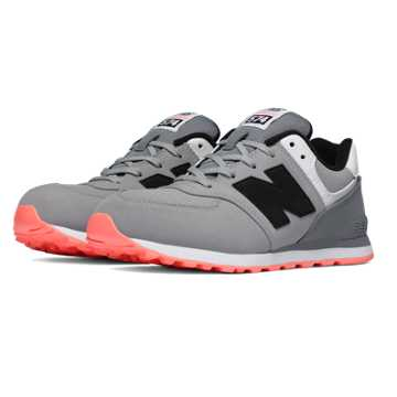 New Balance 574 State Fair, Grey with Black