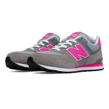 girls new balance 574 pink