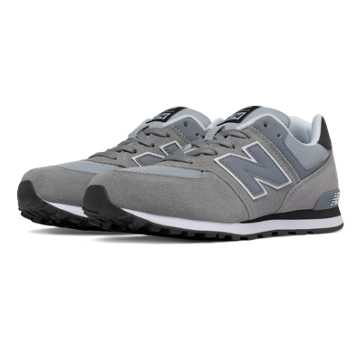 New Balance 574 New Balance, Grey with Black