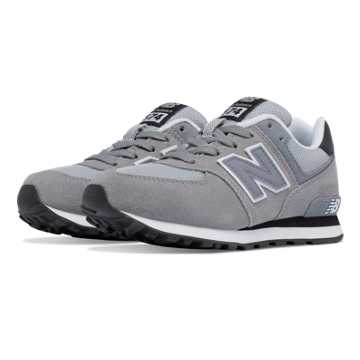 New Balance 574 New Balance, Grey with Black