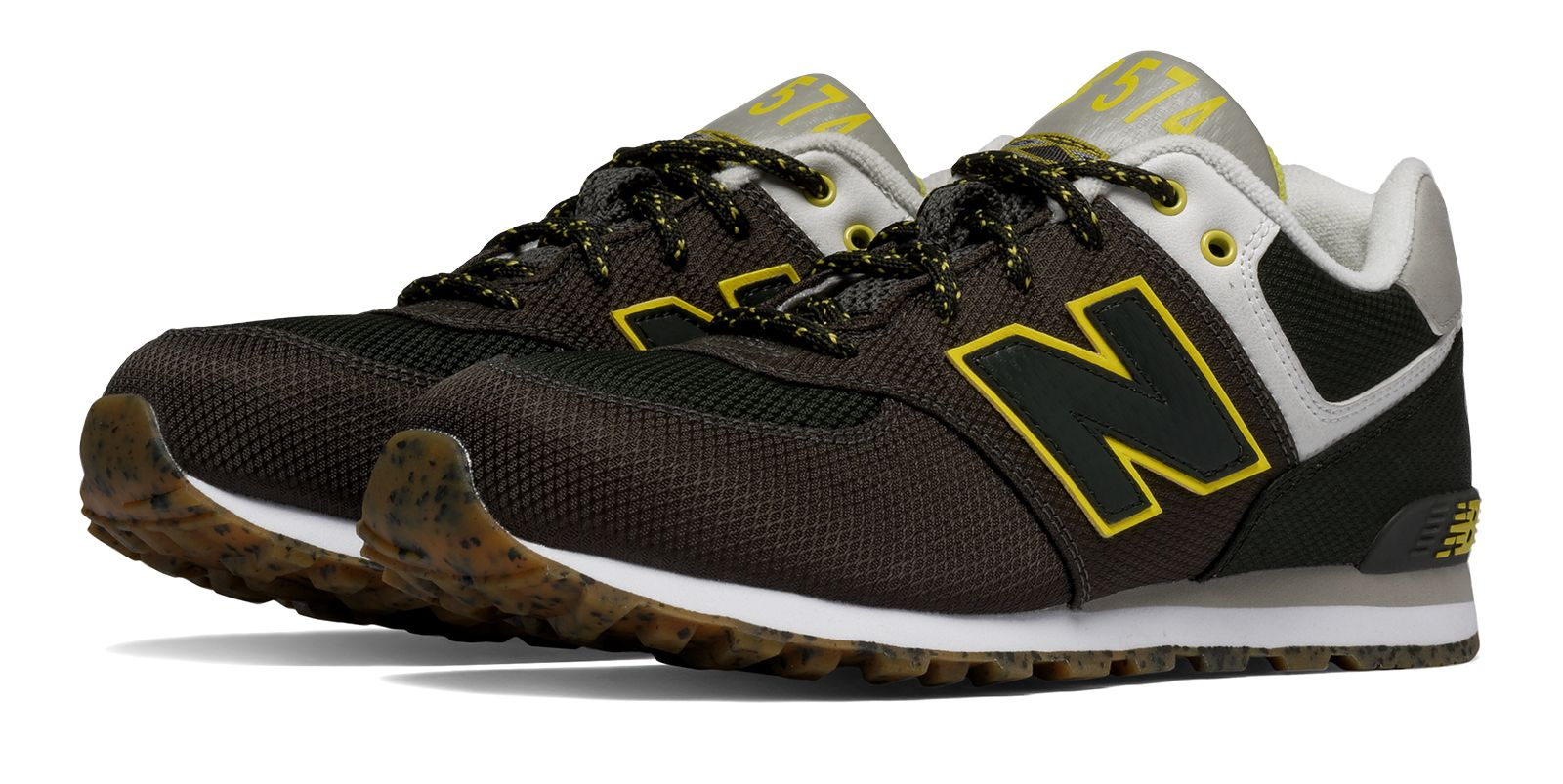 New Balance : 574 Weekend Expedition : Unisex Boys' Outlet : KL574E8G