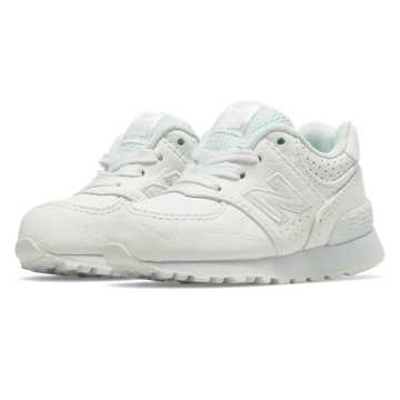 New Balance 574 New Balance, White Exotic