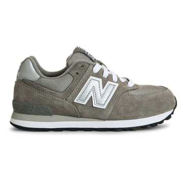 New Balance 574 New Balance, Grey with White