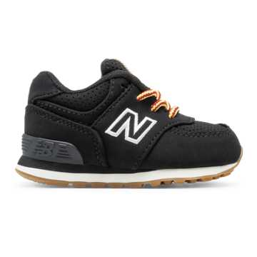 New Balance 574 Heritage Sport, Black