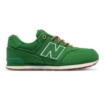 New Balance 574 Heritage Sport, Green