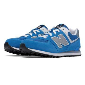 New Balance 574 New Balance, Blue with Grey