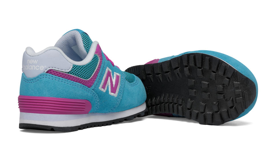 can you run in new balance 574