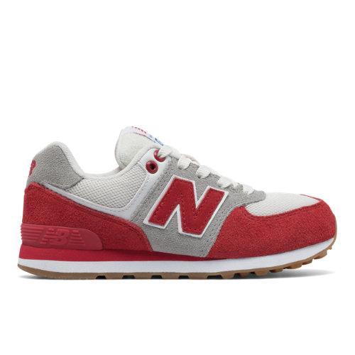 New Balance : 574 Resort Sporty : Unisex Footwear Outlet : KL574RUP