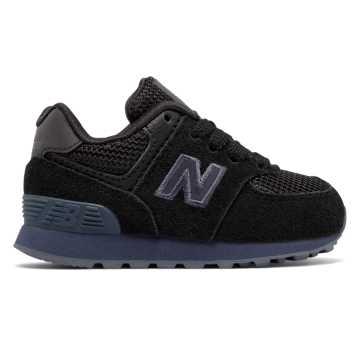 New Balance 574 Urban Twilight, Black