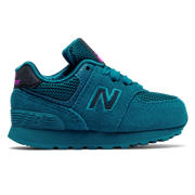 NB 574 Urban Twilight, Teal