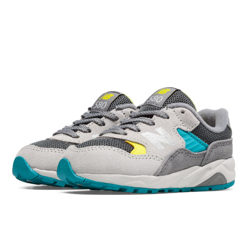 New Balance : 580 New Balance : Unisex Girls' Outlet : KL580GYI