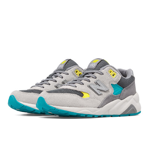 New Balance : 580 New Balance : Unisex Girls' Outlet : KL580GYP