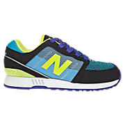 New Balance 751, Blue with Yellow