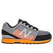 New Balance 751, Grey with Orange