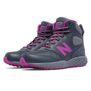 New Balance Fresh Foam Paradox, Dark Grey with Azalea