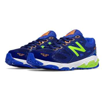 New Balance New Balance 680v3, Blue with Toxic