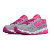 New Balance New Balance 680v3, Grey with Pink