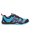 Minimus 20v2 Trail, Aqua with Purple Cactus Flower & Black