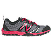 Minimus 20v2 Trail, Grey with Diva Pink & Black